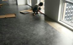 办公室地板安装与维修